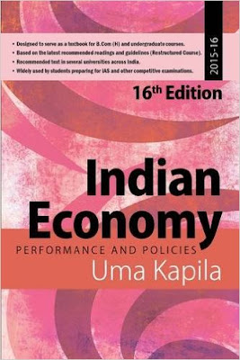 Download Free Book Indian Economy by Uma Kapila PDF