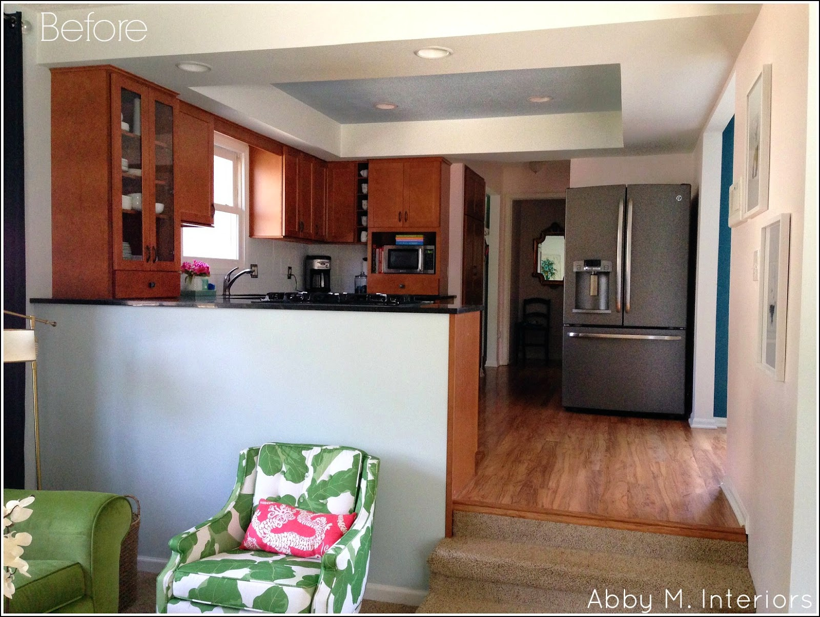 Can I Paint My Kitchen Cabinets Counter Height Chairs Abby Manchesky Interiors: Slate Appliances + Plans For Our ...