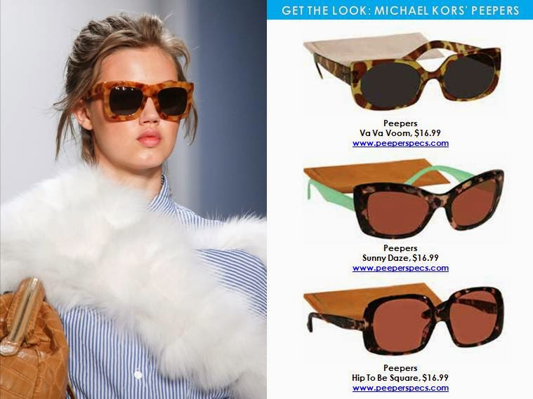 719591d7f5f4 Want to grab some for yourself for UNDER $20? Peepers has the right pair  for you! Retailing nationwide, you can get your Michael Kors look without  spending ...