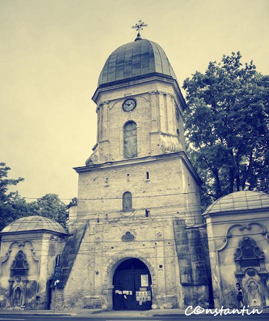 """""""Ornicul cu trei cadrane de la Sfântul Spiridon""""- blog Foto-Ideea"""