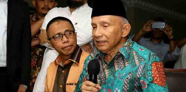 Amien Rais: Mas Jokowi Jangan Pemecah Belah Umat Islam, Jangan Jualan Murah Indonesia ke Cina