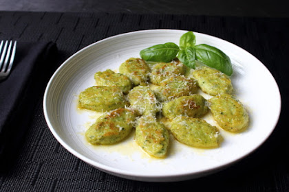 Basil Ricotta Gnocchi – The Other (Better?) Gnocchi