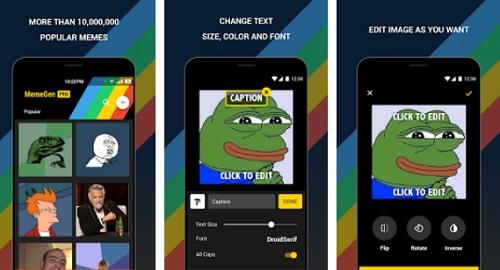 aplikasi pembuat meme komik android