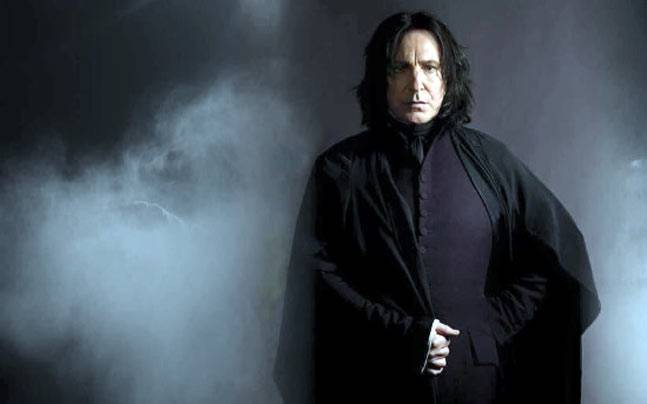 THE GRANDMA'S LOGBOOK-----: SEVERUS SNAPE: MYSTERY AND ARTS