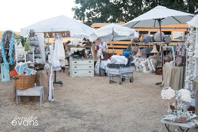 Molly Mos Summer Antique Faire photos by @createoften