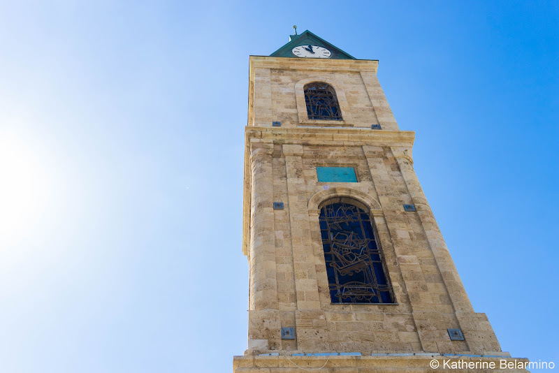 Jaffa Clock Tower Things to Do One Day in Tel Aviv