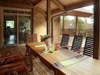 Best Wooden Deck Design for Smart House Extension