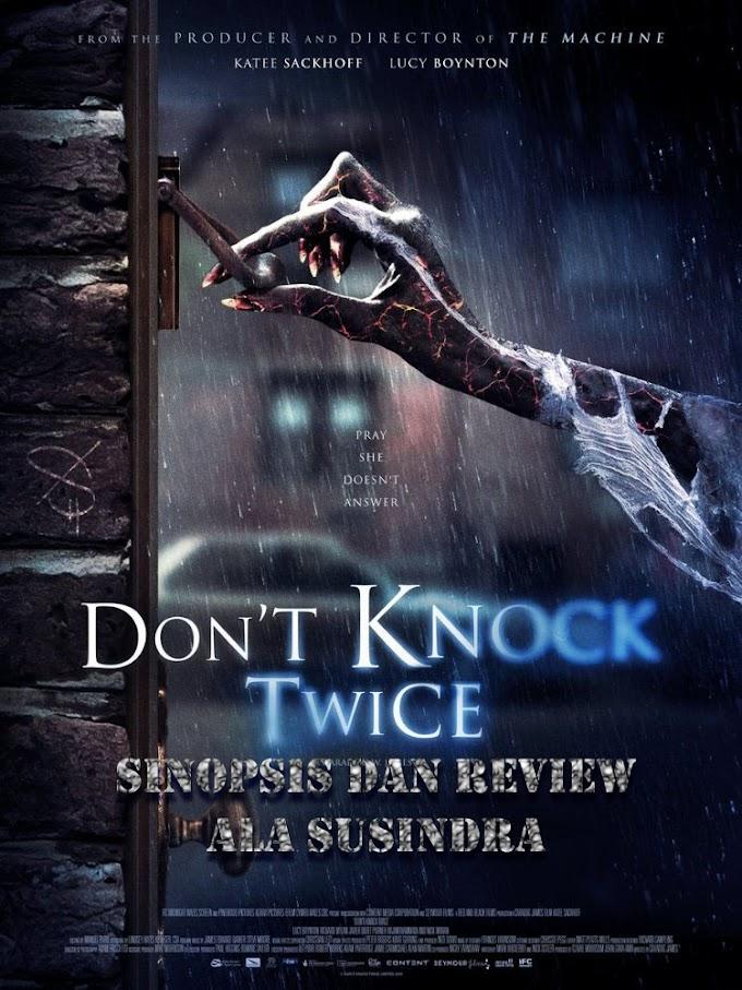 Don't Knock Twice: Sinopsis dan Review Filmnya