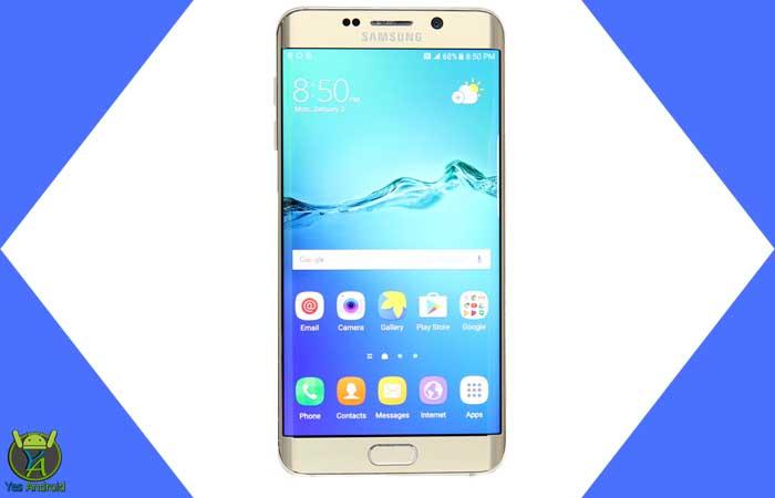 T-Mobile Samsung Galaxy S6 edge+ Nougat | G928TUVU4EQC6
