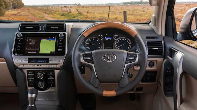 Giới thiệu xe Toyota Land Prado 2019 - Tình trạng nguồn hàng sắp đến ảnh 5