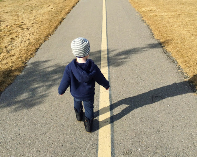 Toddler Walks