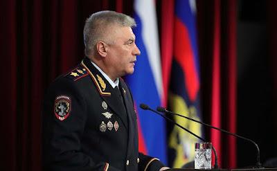 Interior Minister Vladimir Kolokoltcev.