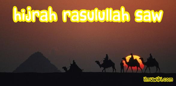 Hijrah Rasulullah SAW