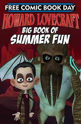 Free Comic Book Day: Howard Lovecraft