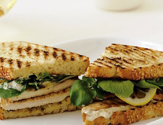 Resep Sarapan Chicken Sandwich