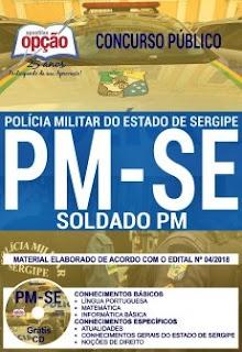 Apostila PM-SE 2018 Soldado PM