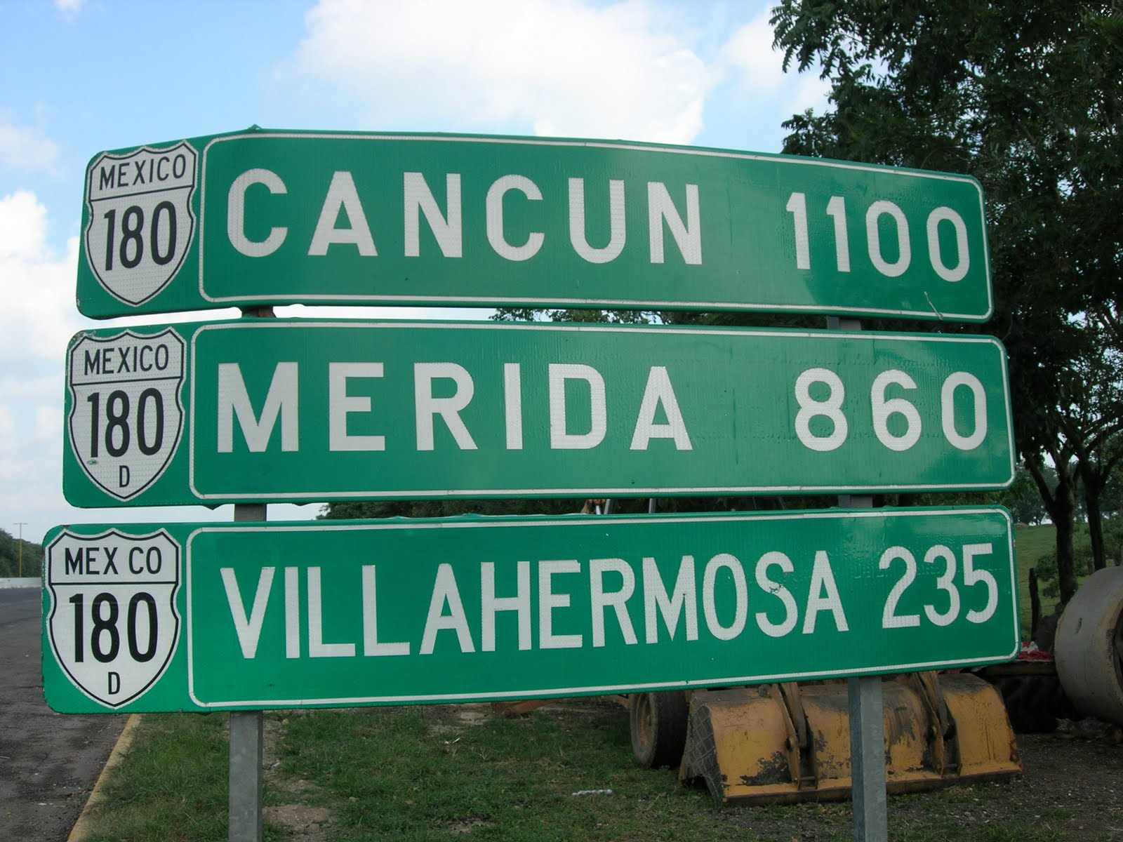 THE NANBEC BLOG: Driving In Mexico: Challenges