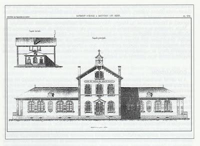 Plan Amédée Burat, 1878 (écomusée)