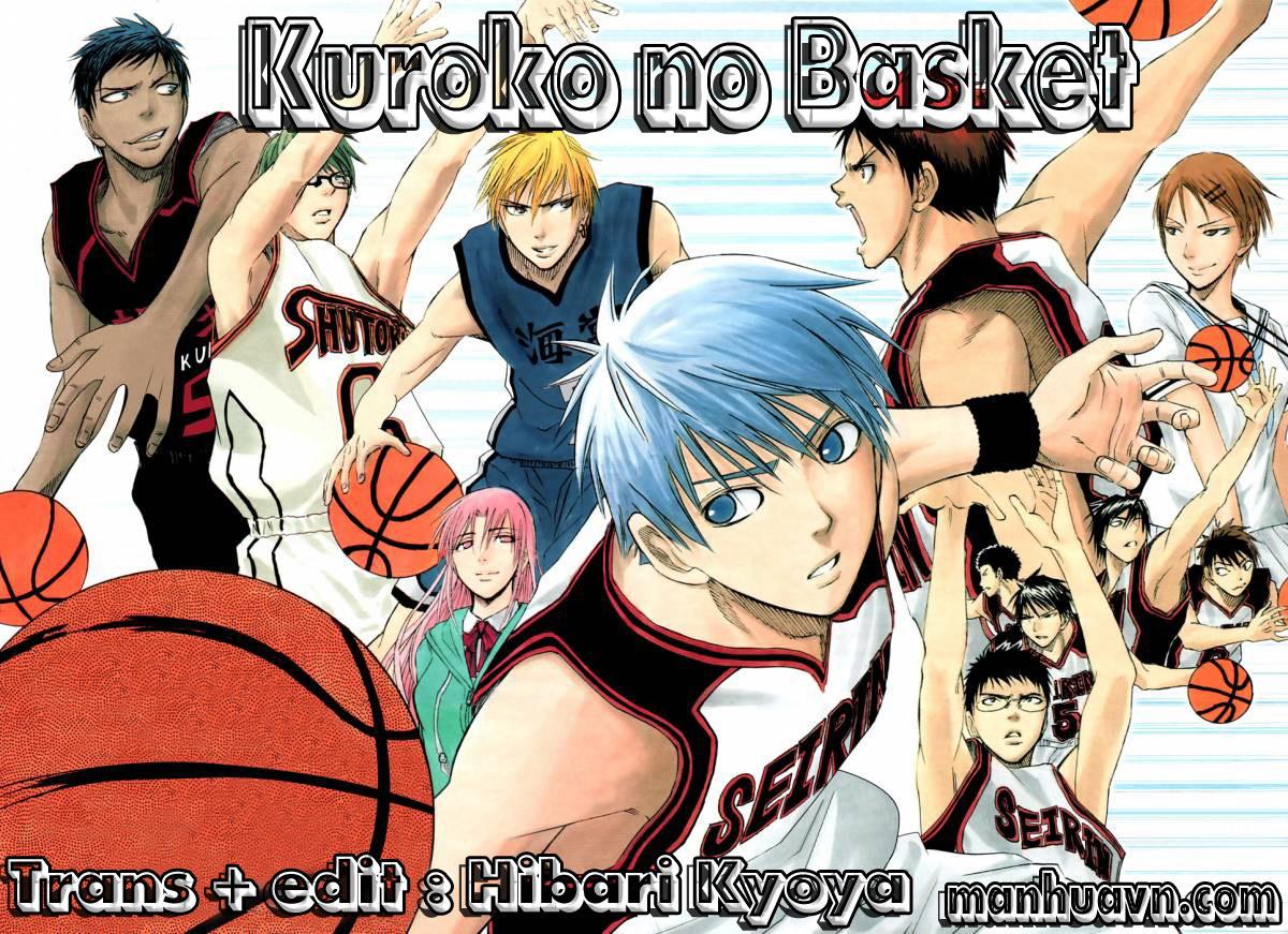 Kuroko No Basket chap 046 trang 19