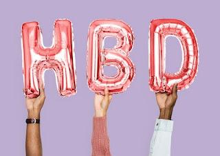 Happy birthday wishes SMS in Hindi , birthday wish karne ka
