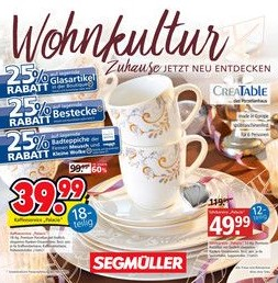 Segmüller Weiterstadt Aktuelle Angebote