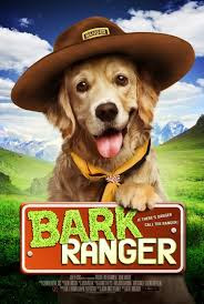Poster Of Bark Ranger 2015 In Hindi Bluray 720P Free Download