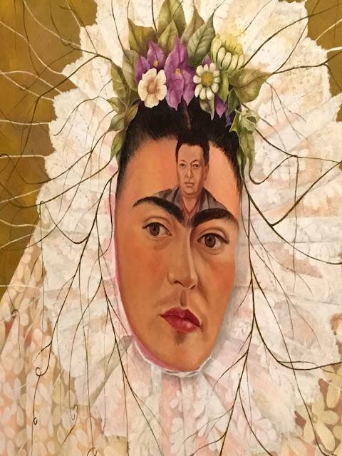 Frida Kahlo autoportret