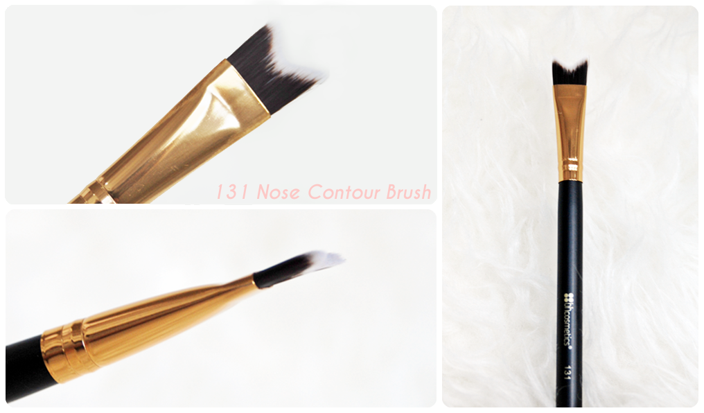 131 Nose Contour Brush