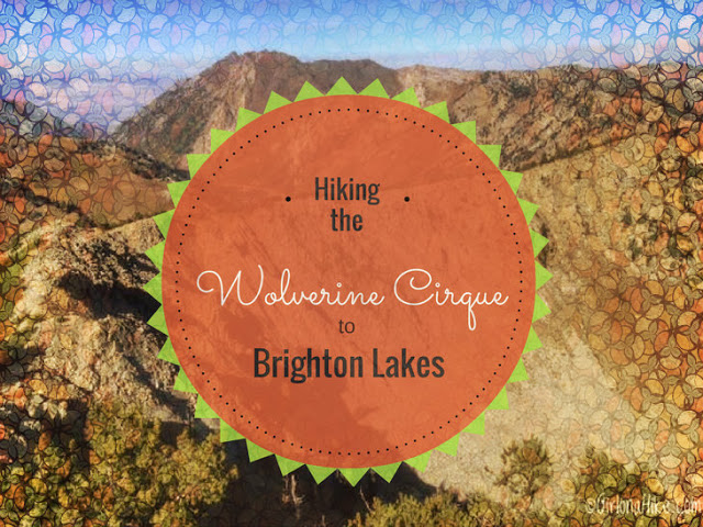 The Best 8 Trails in Salt Lake City For Visitors, Wolverine Cirque to Brighton Lakes