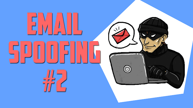 EMAIL SPOOFING #2 con phemail