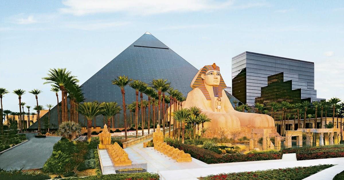 Luxor Hotel And Casino Las Vegas Travelhoteltours