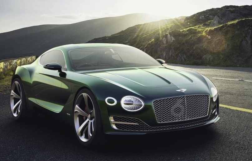 2017 Bentley Continental Gt Colors And Changes
