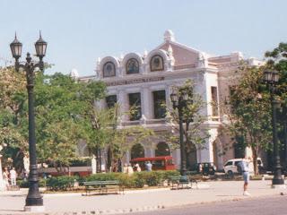 Teatro Tomás Ferry; Cienfuegos; Cuba