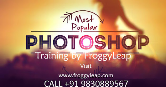 Avail Job Oriented Photoshop Training and get Certified in 3 Months
