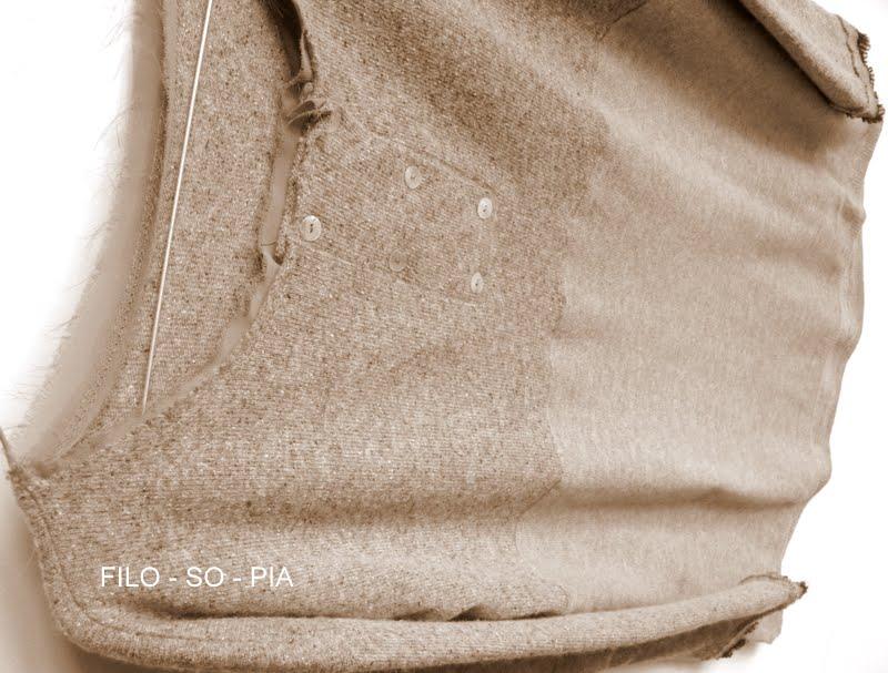 size 40 87d80 a6bf1 filo-so-pia: PRIMA due maglie corte... DOPO una maglia lunga