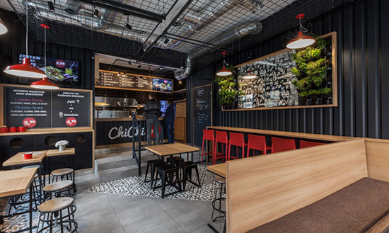 Desain Interior Industrial Cafe Kontainer Part 2 1000