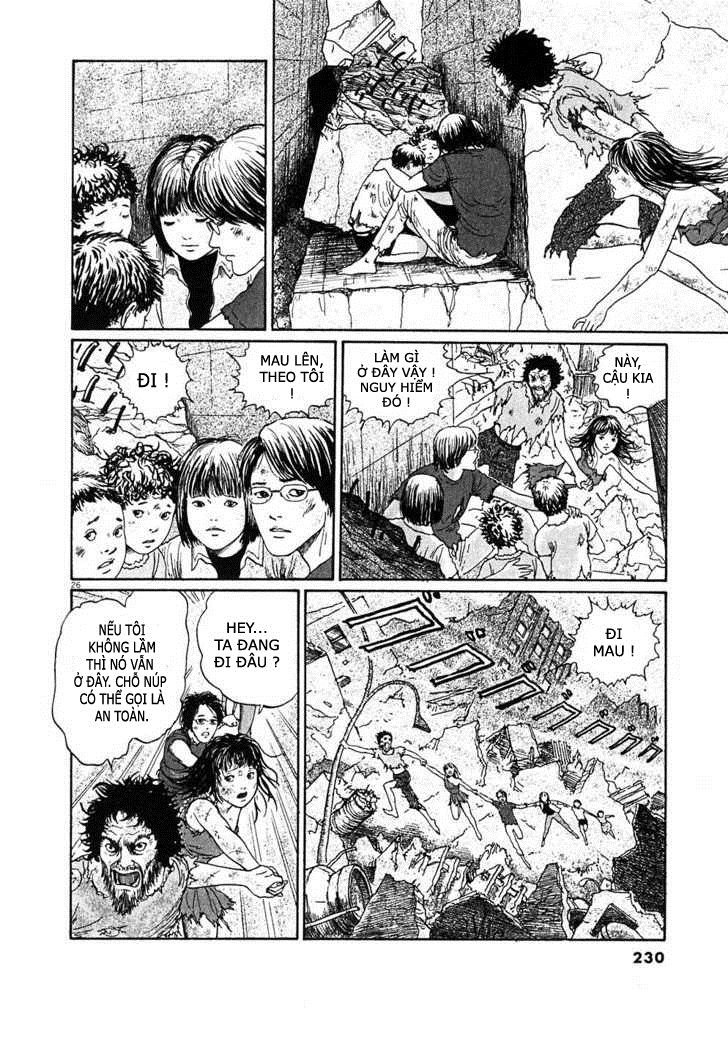 Jigokusei Lemina chap 6 trang 26