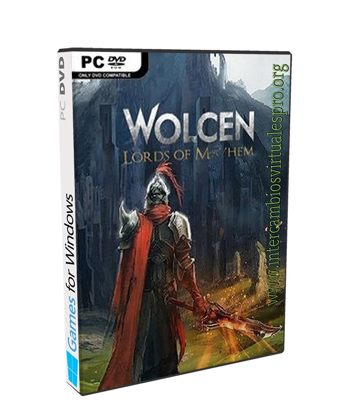 WOLCEN LORDS OF MAYHEM 2.18.0.20 poster box cover