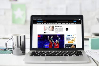 Download Template Blogger Kompascom Terbaru 2020