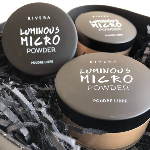 [REVIEW] Rivera Luminous Micro Powder