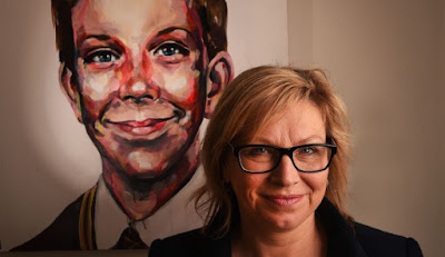fortune, world's greatest female leaders, women leaders, women of the world, feminism, feminist women, women 2016, Rosie Batty, Luke Batty Foundation