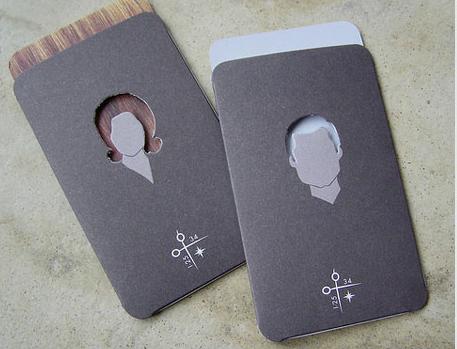 Designblog Kreative Visitenkarten