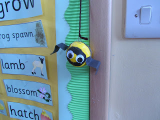 easy childrens craft using goggly eyes