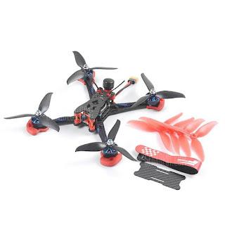 Spesifikasi Drone Excelvan X218S - OmahDrones