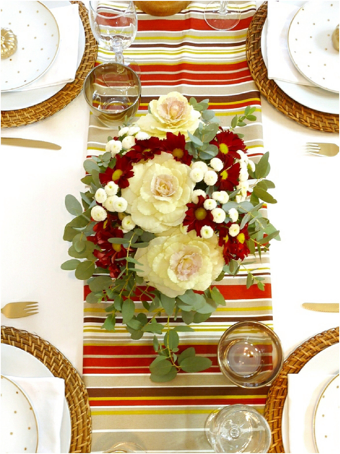 Modern Thanksgiving Party Ideas