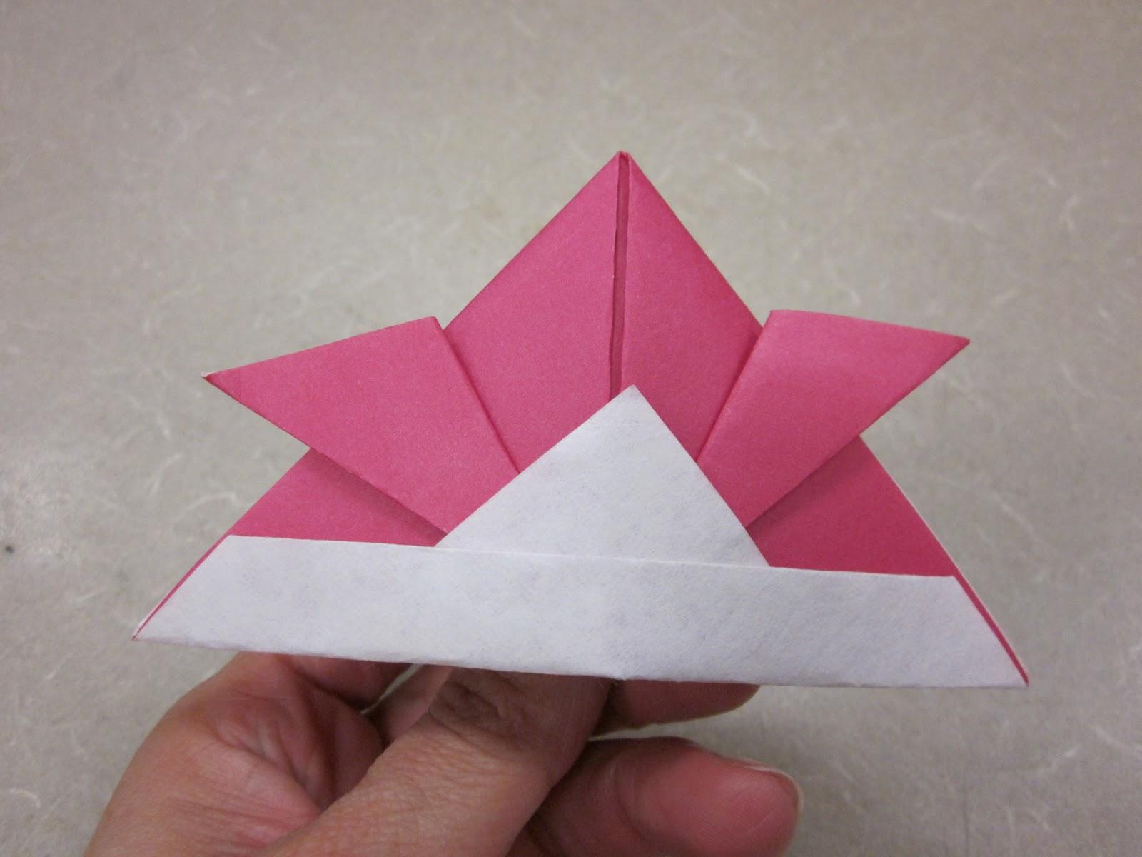 Do Something Creative {DAILY}: Origami Hats...celebrating ... - photo#25