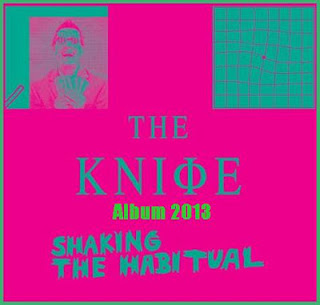 The Knife Album Shaking The Habitual cover