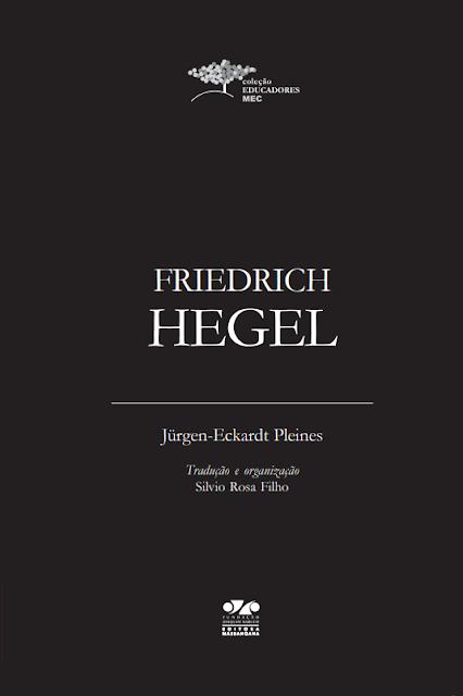 Friedrich Hegel - Jürgen-Eckardt Pleines
