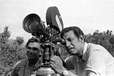 Satyajit Ray, Indian filmmaker