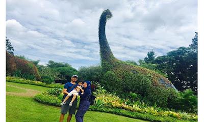 Harga Tiket Masuk Taman Bunga Nusantara Terbaru 2017